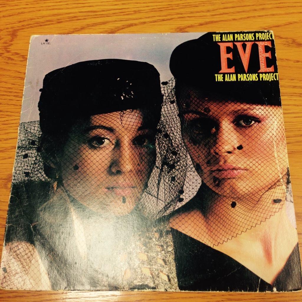 The Alan Parsons Project Eve Lp Vinil 149 00 En