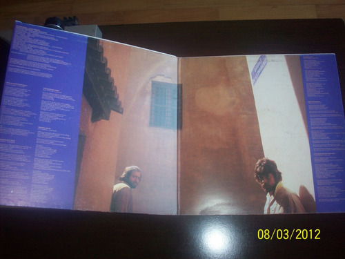 the alan parsons project eve vinyl lp 1978 arista españa