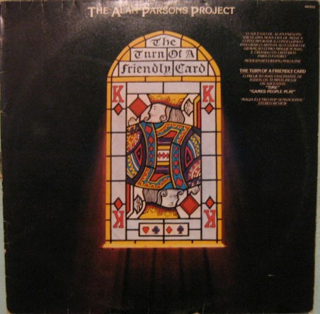 the alan parsons project - the turn of a friendly card 1985