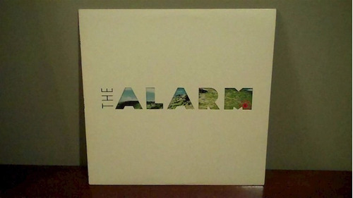 the alarm lp chance deluxe edition usa!!