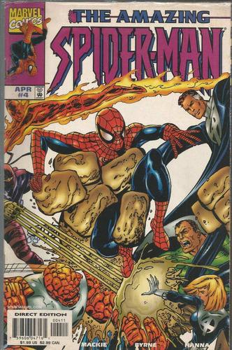 the amazing spider-man 04 - marvel 4 - bonellihq cx72 g19