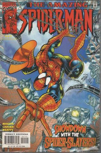 the amazing spider-man 21 - marvel - bonellihq cx72 g19