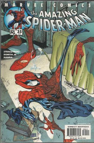 the amazing spider-man 35 - marvel - bonellihq cx72 g19