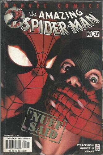 the amazing spider-man 39 - marvel - bonellihq cx72 g19