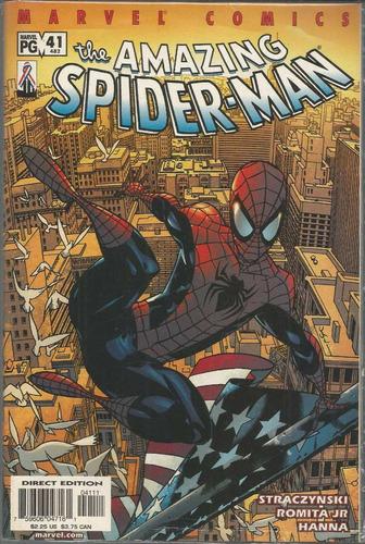 the amazing spider-man 41 - marvel - bonellihq cx72 g19