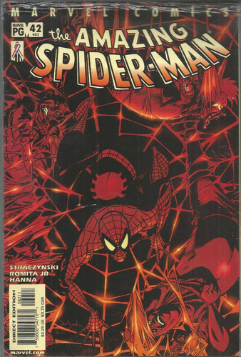 the amazing spider-man 42 - marvel - bonellihq cx72 g19