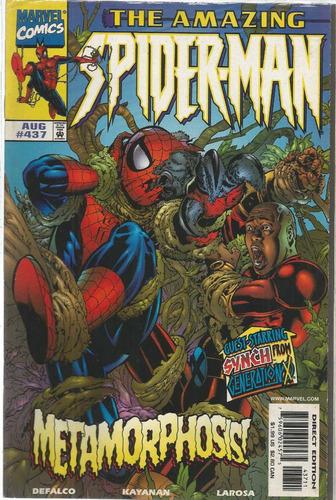 the amazing spider-man 437 - marvel - bonellihq cx72 g19