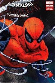 the amazing spider-man vol.77 numero final