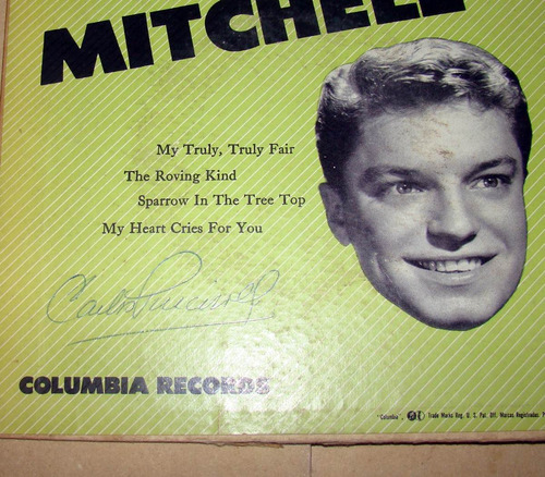 the ames brothers eddie fisher guy mitchell 3 simples usa