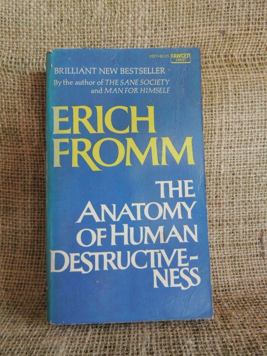 The Anatomy Of Human Destructiveness Erich Fromm Pocket R 20