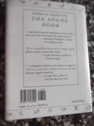 the angel book en ingles tapa dura karen goldmand ilustrado