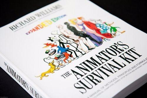 the animator's survival kit - livro novo (lacrado)