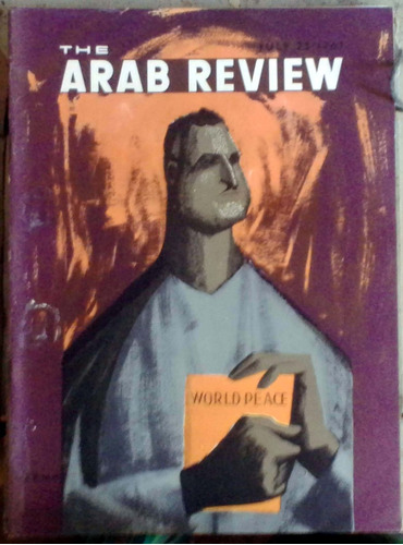 the arab review  - cairo - vol.ii n°14 may 1961 70p muy buen