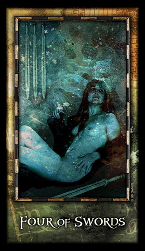 the archeon tarot, este tarot esta en ingles, nuevo original