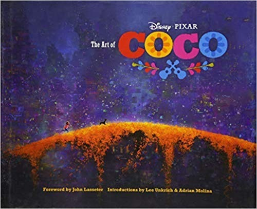 the art of coco - john lasseter (capa dura)