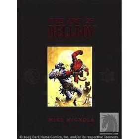 The Art Of Hellboy ,hc ,mike Mignola.año 2003 D Lujo!vintage
