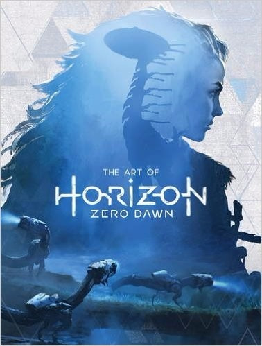 the art of horizon zero dawn *r1