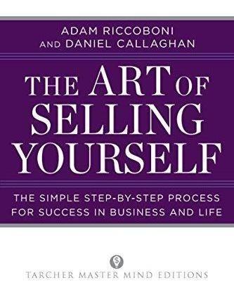 the art of selling yourself : adam riccoboni