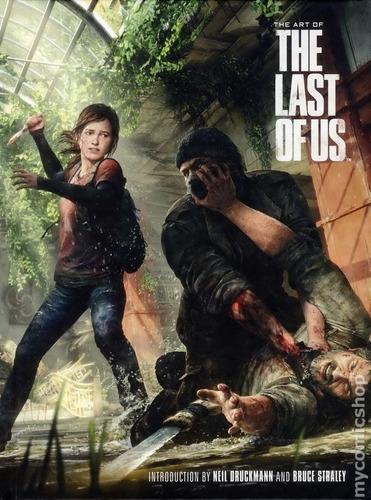the art of the last of us inglés