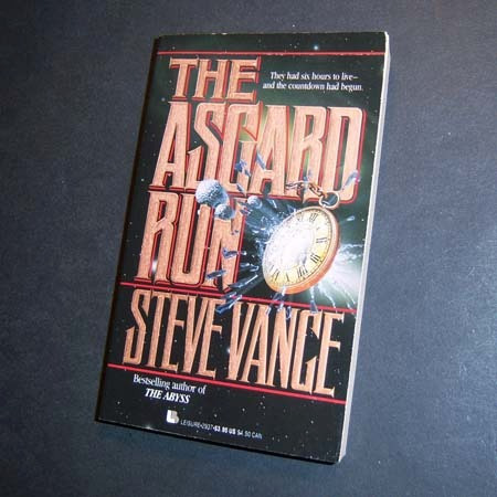 the asgard run. steve vance
