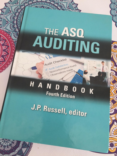 the asq auditing handbook (fourth edition) - jp russell