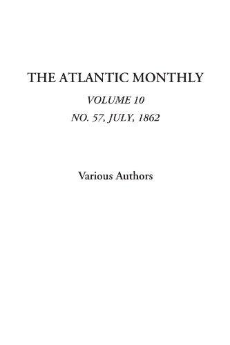 the atlantic monthly (volumen 10, n.º 57, julio de 1862)