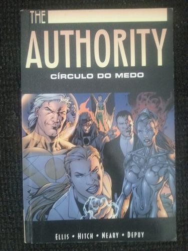 the authority- círculo do medo