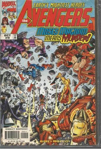 the avengers 09 - marvel - bonellihq cx178 b18