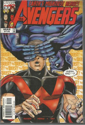 the avengers 14 - marvel - bonellihq cx178 b18