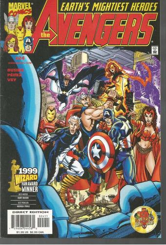 the avengers 24 - marvel - bonellihq cx178 b18