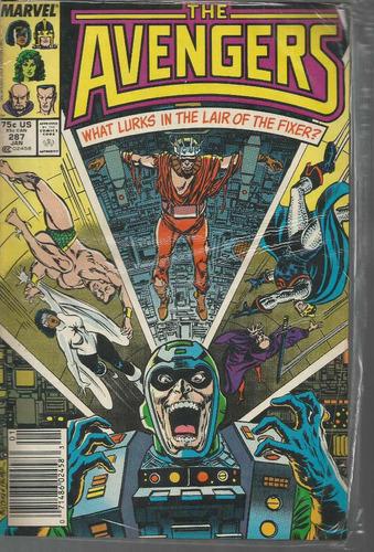the avengers 287 - marvel - bonellihq cx177a b18