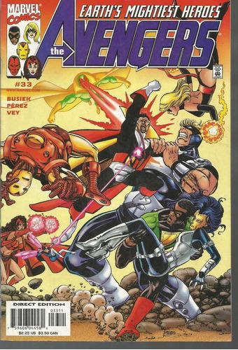 the avengers 33 - marvel - bonellihq cx178 c18