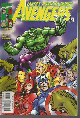the avengers 39 - marvel - bonellihq cx179 c18