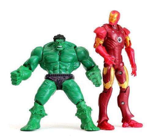 the avengers batman negro viuda hulk iron man 7 unds