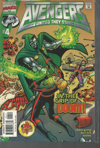 the avengers united stand 04 - marvel bonellihq cx177a b18