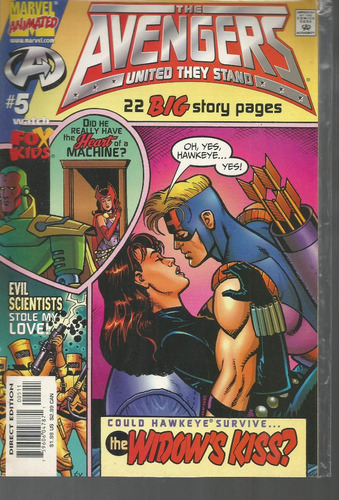 the avengers united stand 05 - marvel bonellihq cx177a b18