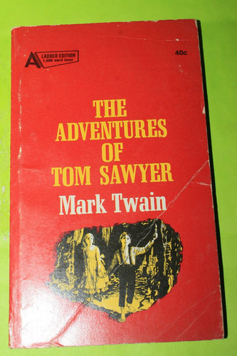the aventures  of tom sawyer  mark twain