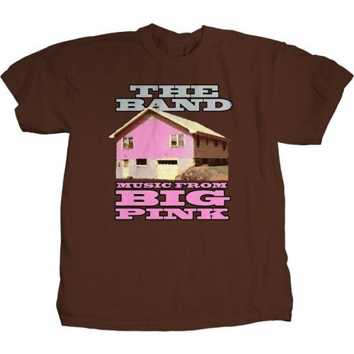 the band - big pink (camiseta importada tamanho m)
