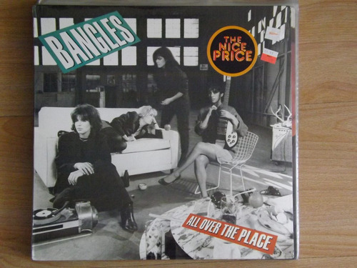 the bangles - allover the place
