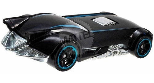 the batman batmobile hot wheels city 2014 #61/250 lacrado