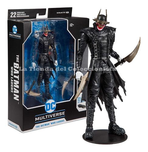 the batman who laughs multiverse mcfarlane toys figura joker