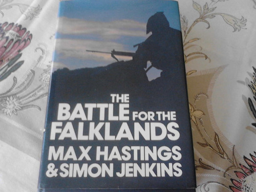 the battle for the falklands ( malvinas) en ingles