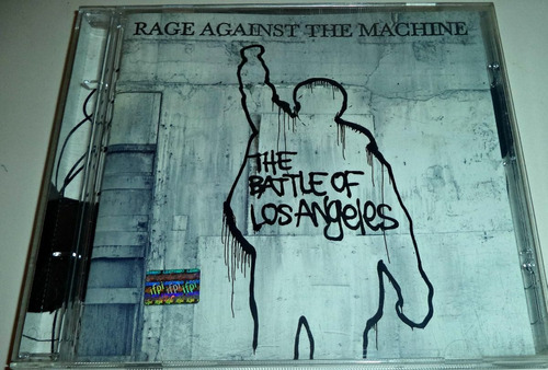the battle of los angeles, rage against the machine cd 1999
