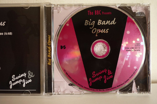 the bbc present big band opus musica clasica opera