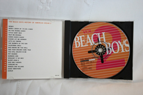 the beach boys - vol. 2
