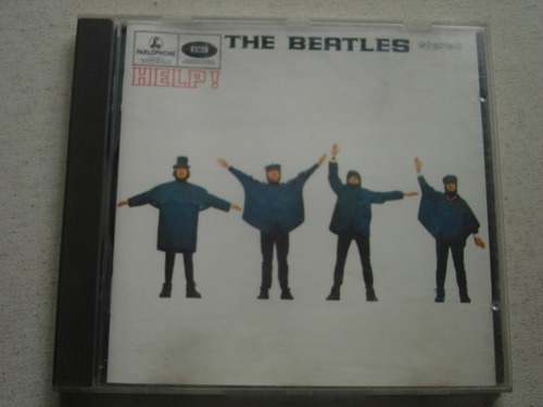 the beathes  - help!- cd made in germany