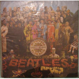 The Beatles     -  Sgt Peppers Lonely Hearts Club Band-mono