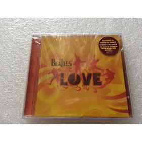 The Beatles - Love - Cd - Como Novo!!!