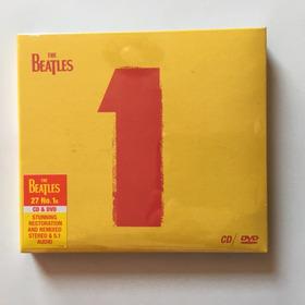 The Beatles  27 Number 1s  Cd + Dvd Nuevo Y Sellado