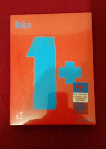 the beatles - 1+ deluxe edition (1cd+2 blu rays)